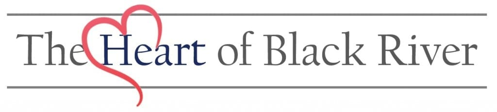 Heart of Black River -- Header Logo