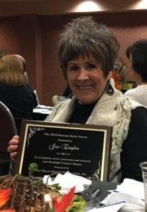 2018 10 15 -- Ziegler -- Ransom Bettis Award