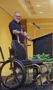 2018 10 12 -- LETA Guest Speaker Sgt Robert Bemis