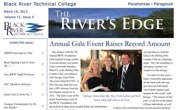 The River's Edge – Volume 11, Issue 4