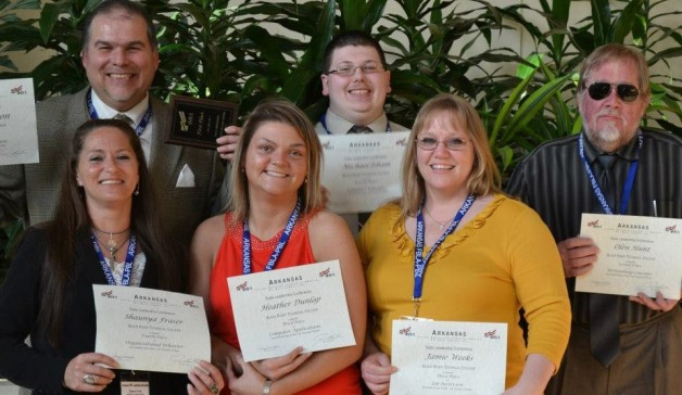 PBL Members Earn Awards at Leadership Conference
