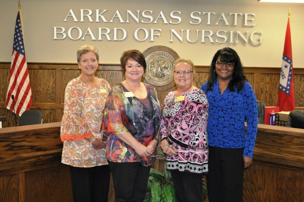 Housh Named President of Arkansas State Board of Nursing