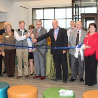 BRTC Holds Dedication for $11 mil Health/Science Complex