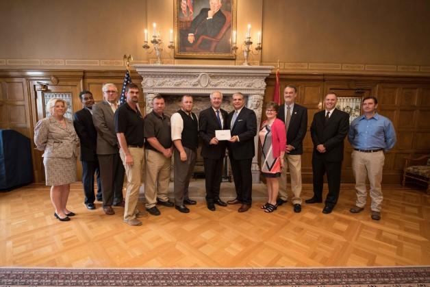 BRTC Receives Motor Vehicle Commission Grant