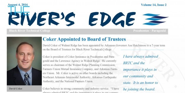 The River's Edge-Volume 14, Issue 2