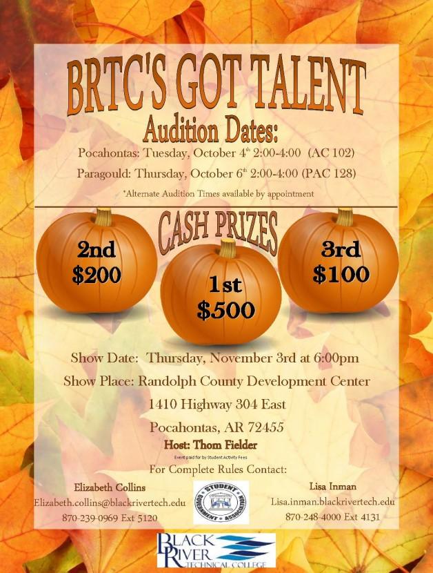 BRTC's Got Talent