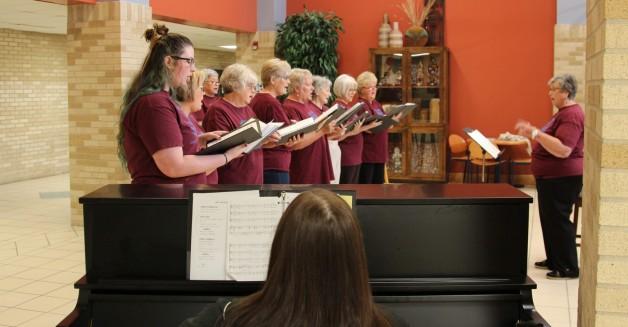 BRTC Kimbrough Choir and Ensemble Spring Concert