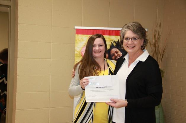 Racheal Gardner Receives Spring 2019 Mary Sallee Single Parent Scholarship
