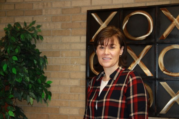 Mathews Promoted to Admissions Counselor