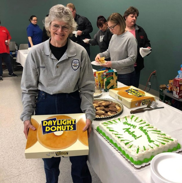 Sergeant Richbourg Retires from BRTC Paragould
