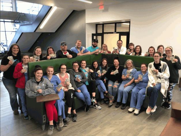 BRTC Nursing Students Earn Leave a Legacy Scholarship