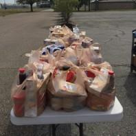 BRTC Receives Grant for Food Pantry