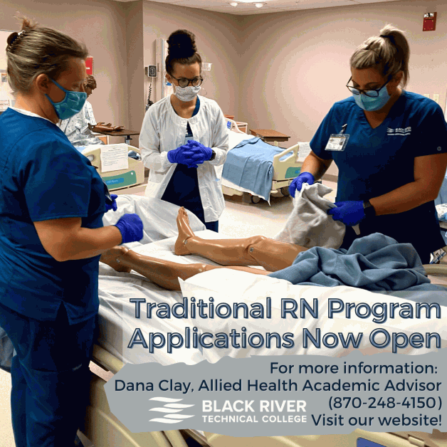 Traditional RN Program Applications Now Open