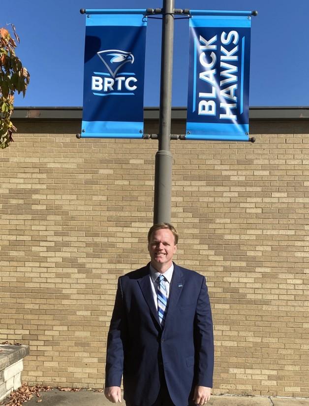 Dr. Brad Baine Elected Vice President of the Arkansas Deans Association