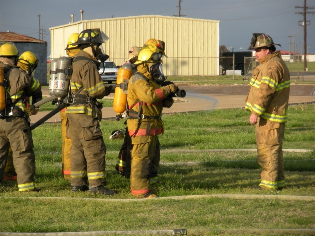 Black River Technical College's Fire Science Students Achieved 100% Pass Rate