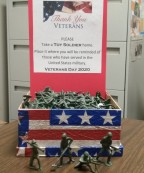 BRTC Celebrates Veterans Day