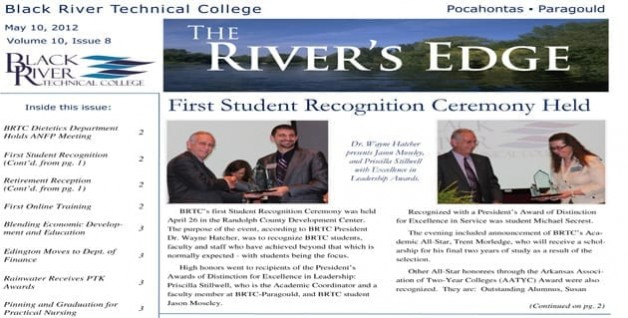 The River's Edge – Volume 10, Issue 8