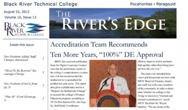 The River's Edge – Volume 10, Issue 13
