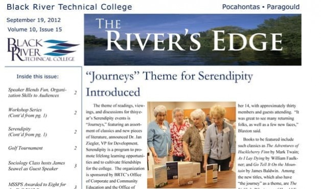 The River's Edge – Volume 10, Issue 15