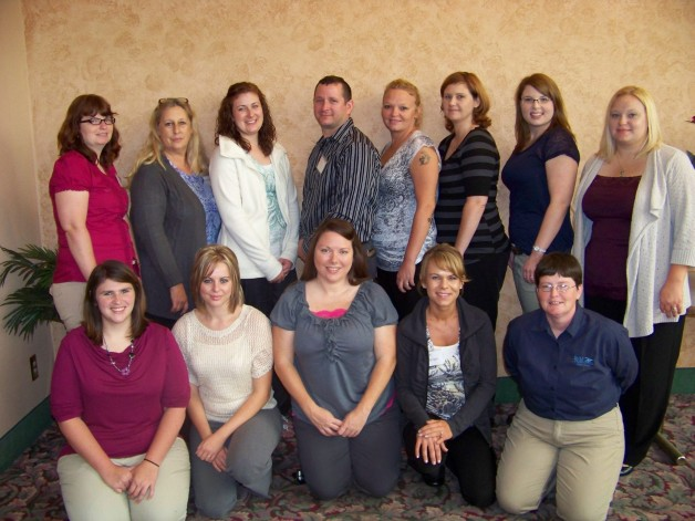 Dietetics Students Attend State Nutrition Meeting