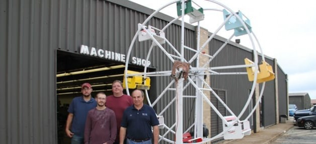 Learning Made Interesting for Machine Shop Students