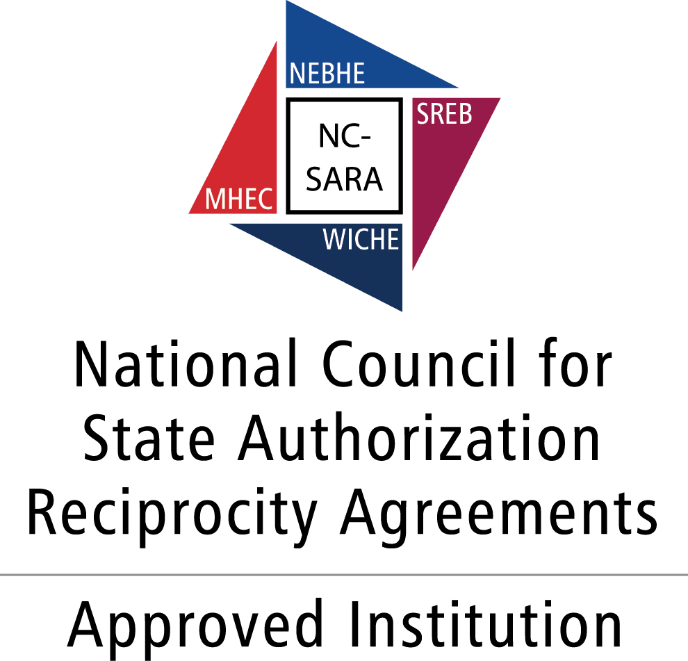 National Council for State Authorization Reciprocity Agreements Approved Institution