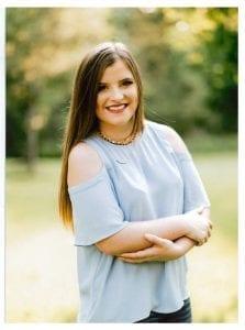 2018 06 08 -- Dr. Karla Baltz, DDS-Foundation Scholarship-Londyn Smith