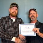 Kenny and Brett CDL Completion