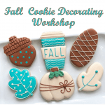 Fall Cookie Decorating Workshop