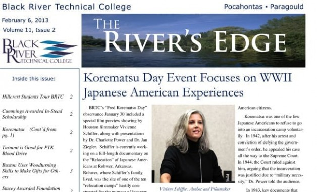 The River's Edge – Volume 11, Issue 2