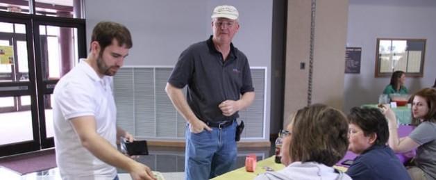 Dietetics Program Holds MSSPS Fundraiser