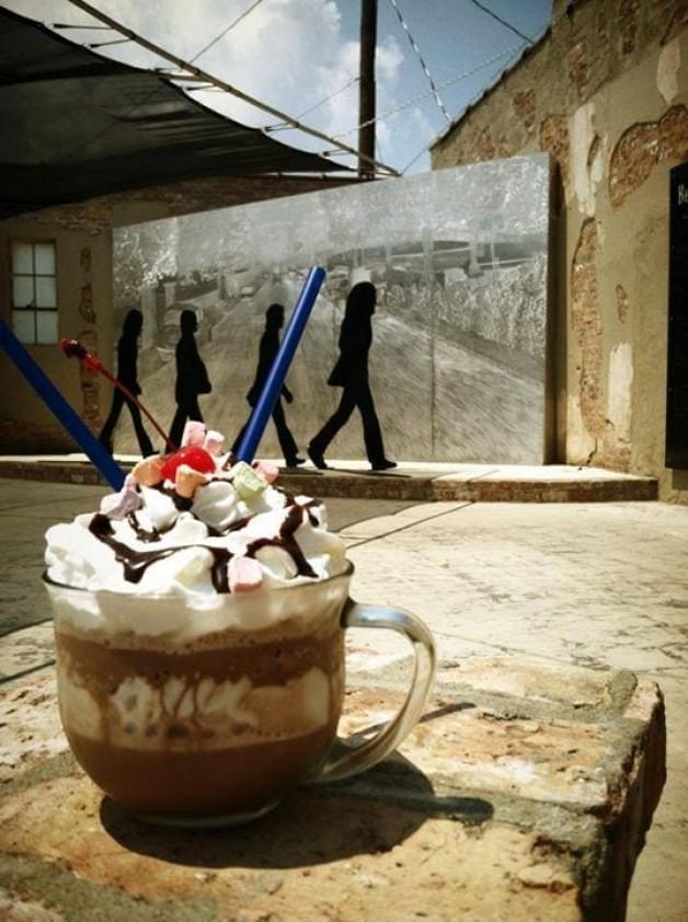 The Dark Side coffeehouse, Walnut Ridge