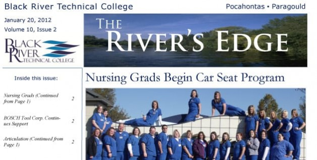 The River's Edge – Volume 10, Issue 2