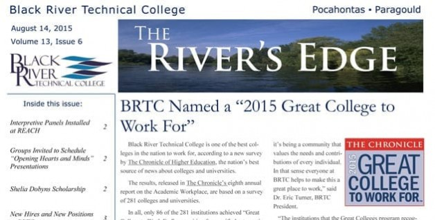 The River's Edge- Volume 13, Issue 6