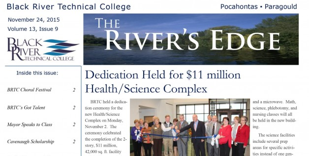 The River's Edge-Volume 13, Issue 9