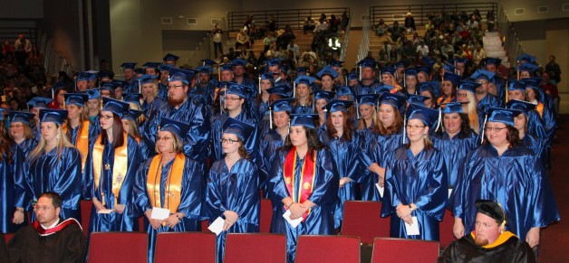 BRTC Holds Commencement Exercises
