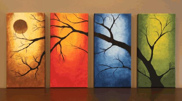 """""""Seasons Tree"""" Painting Workshop"""