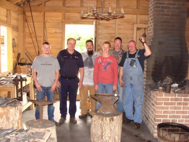 Machine Tool Technology Students Visit Historic Arkansas Museum