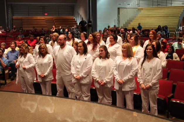 Practical Nursing Graduation and Pinning