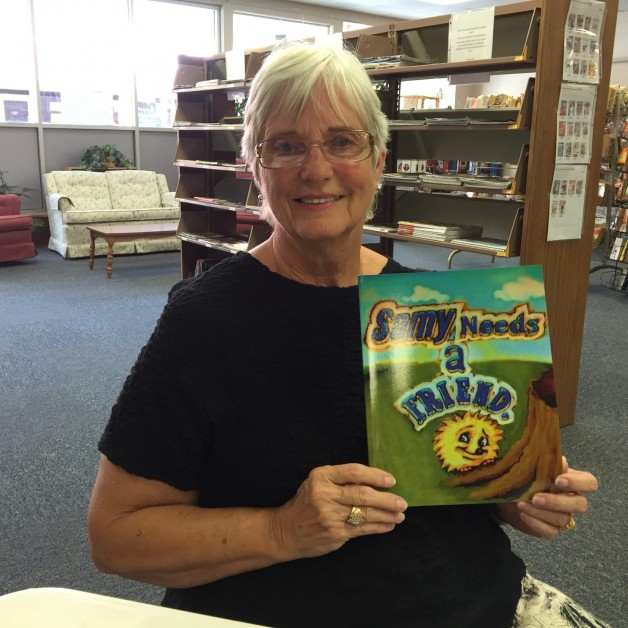 Author Scotty Lamb Presents Samy Needs a Friend