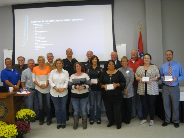 GCITC and BRTC Host Business and Industry Luncheon
