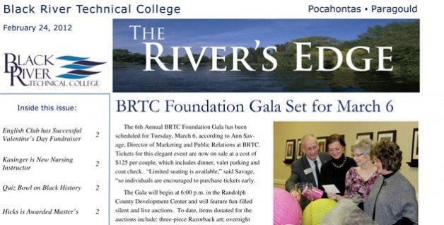 The River's Edge – Volume 10, Issue 4