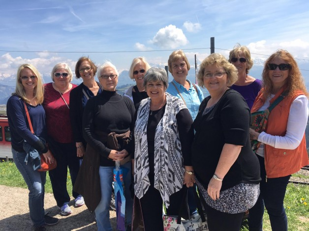 BRTC Group Visits Germany, Austria, Italy, and Switzerland