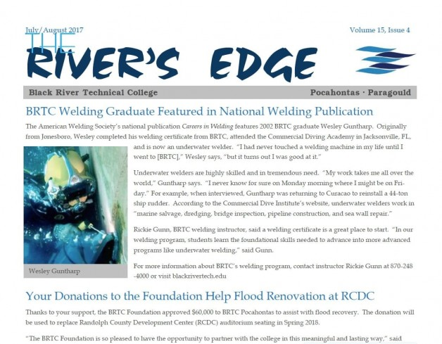 The River's Edge-Volume 15, Issue 4