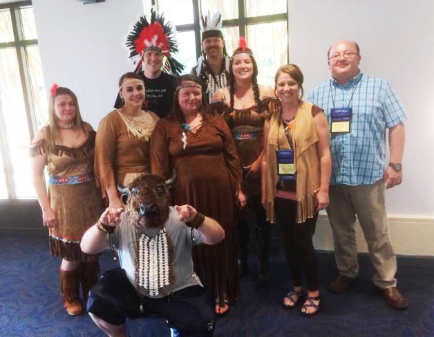 BRTC Places 3rd in the Annual Sputum Bowl and Best Costume at the 4th Annual Cystic Fibrosis Walk