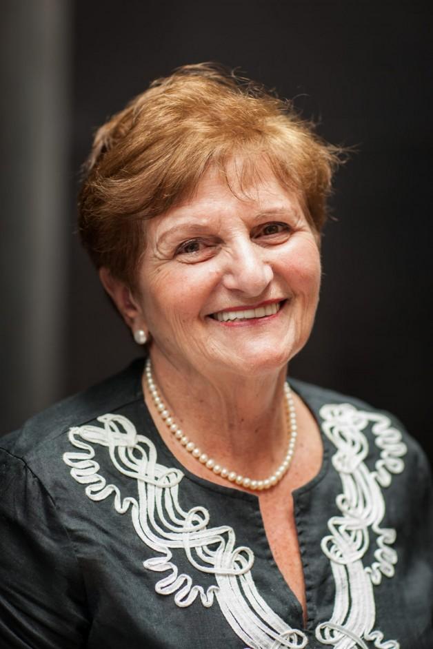 Holocaust Survivor Rita Rubinstein Visit
