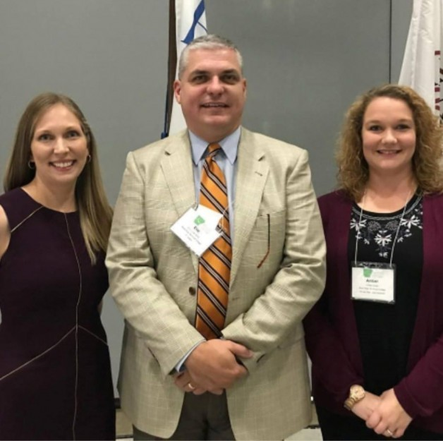 BRTC Alumni, Student, and Employees Honored at Arkansas Conference