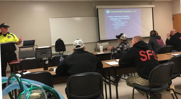 EMT-Paramedic Host Continuing Education