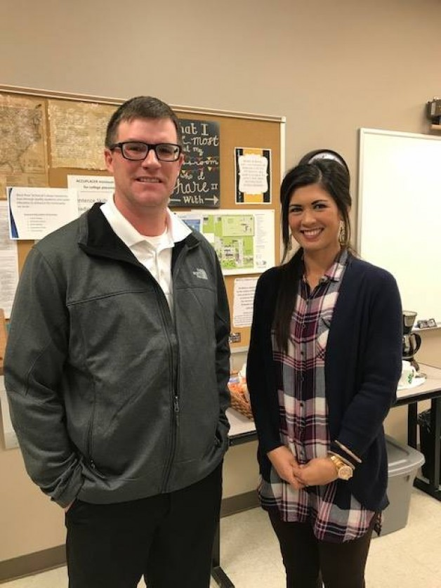 BancorpSouth Presents Financial Literacy to BRTC Adult Education Students