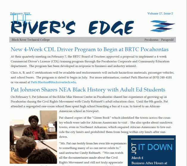 The River's Edge: Volume 17, Issue 2